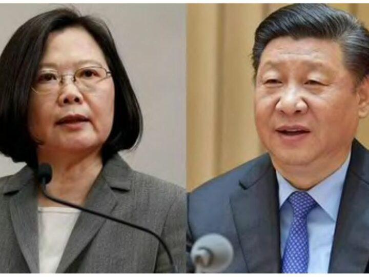 ထိုင်ဝမ်သည်တရုတ်၏ဖိအားပေးမှုကို ဦး ညွှတ်မည်မဟုတ်